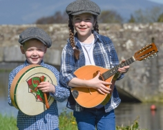 Tommy Dignam and Ciara Drohan looking forward to the Clancy Brothers Festival 2018