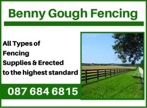 Benny Gough final 29.4.18