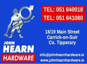 JOHN HEARN HARDWARE