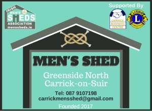 MENS SHED 4 PETE
