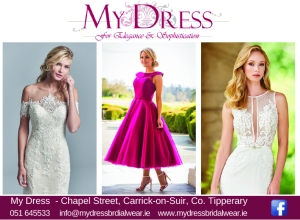 Copy of My Dress Bridalwear - Chapel Street, Carrick-on-Suir, Co