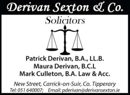 2018 Derivan Solicitors AD-1