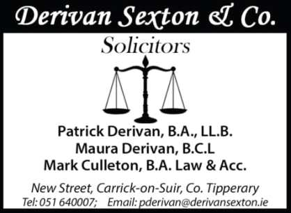 2018 Derivan Solicitors AD-1