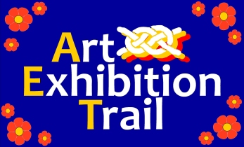 Art Exhibition Trail Logo 01-Mick flowers